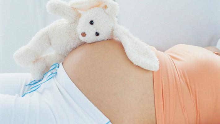 О первой беременности